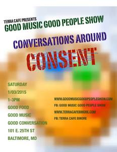 Consent Flyer